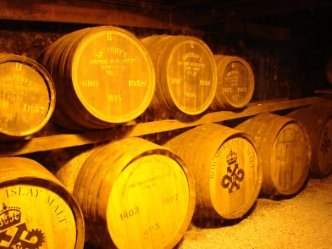 Bowmore Casks