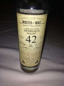 BenRiach 42yo