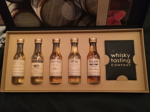 Whisky Tasting Company Gift Set