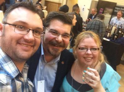 Dave, Stewart & Kirsty WL