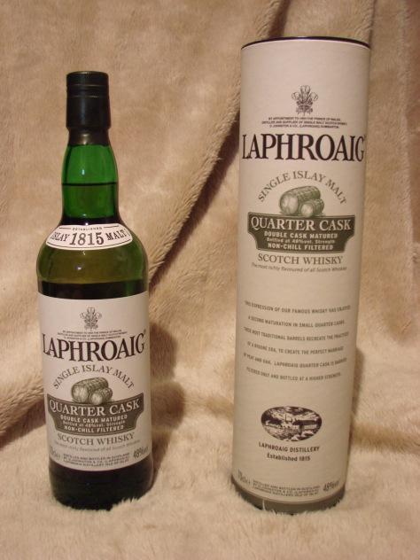 Laphroaig Quarter Cask (Original Release)