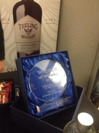 Teeling Wizard of Whisky Award