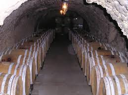 A French Cellar or Cave