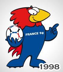 Footix! France 98 Mascot