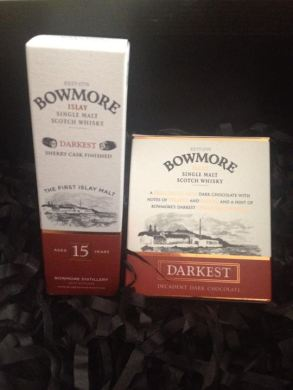 "Bowmore ""Darkest"""