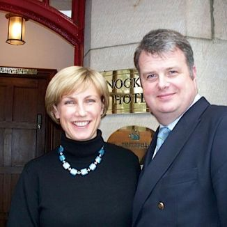 Gavin and Penny Ellis