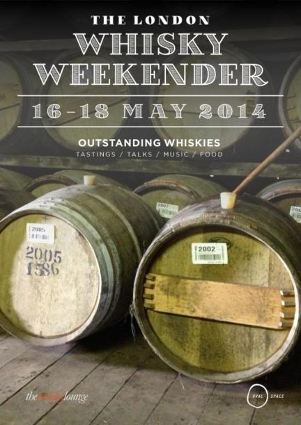 Whisky Weekender Flyer