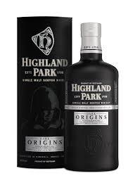 Highland Park Dark Origins Bottle