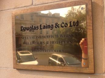 Douglas Laing Frontage