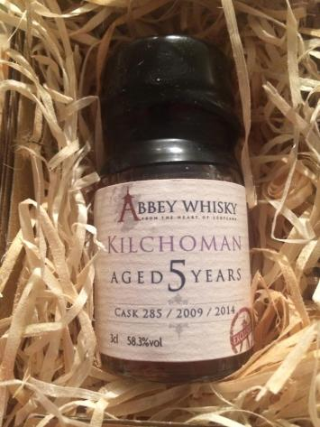 Abbey Whisky - Kilchoman