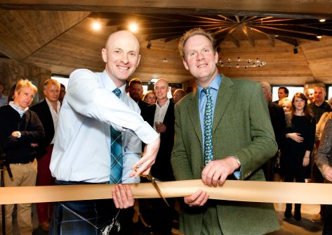 Kingsbarns Distillery Opening