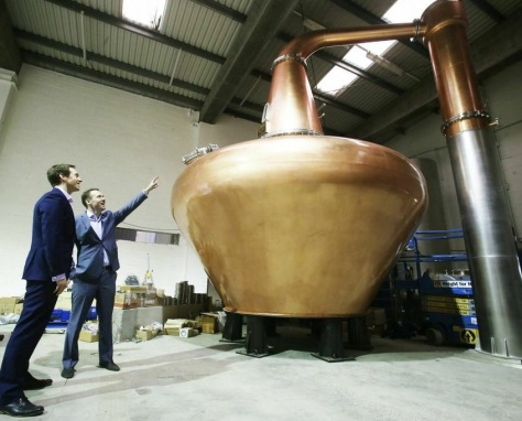 New Teeling Pot Still