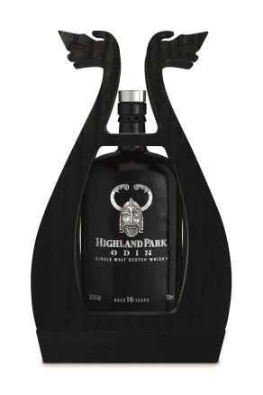 Highland Park Odin packaging