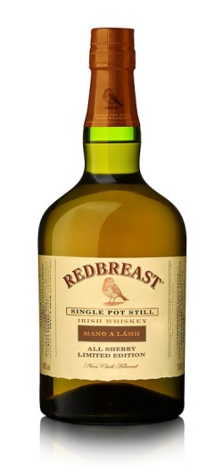 Redbreast Bottle Shot