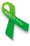 Battle For Bailey Ribbon