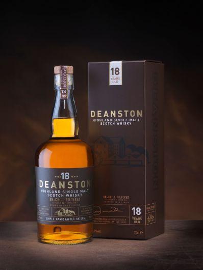 18YO Deanston
