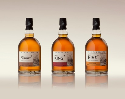 Wemyss Blended Malts Bottles