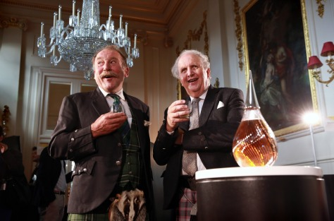 Charles MacLean and Alexander McCall Smith