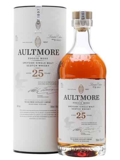 Aultmore - 25yo