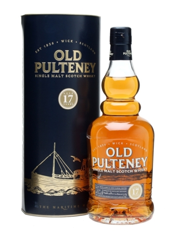 Old Pulteney - 17yo