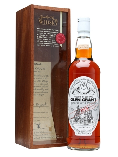 G&M 1954 Glen Grant Picture The Whisky Exchange