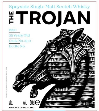 The Trogan Label