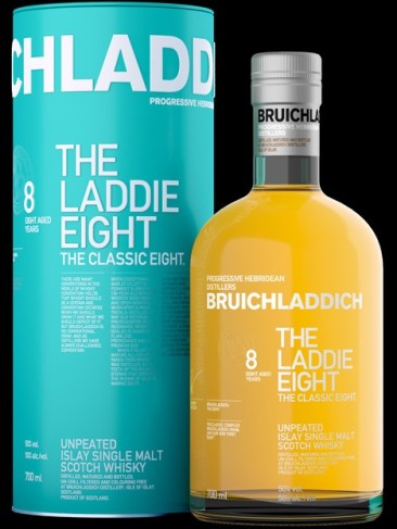 Bruichladdich Eight