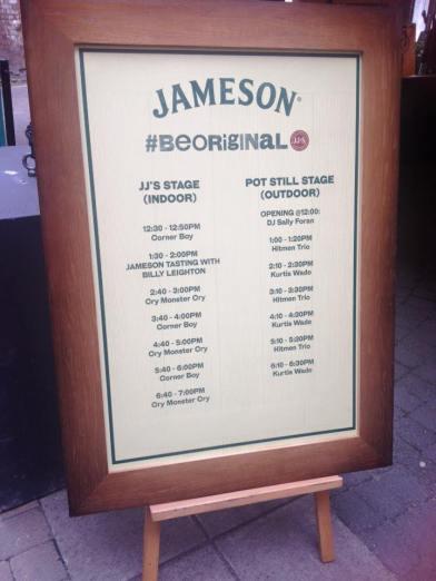 Jameson Distillery Programme