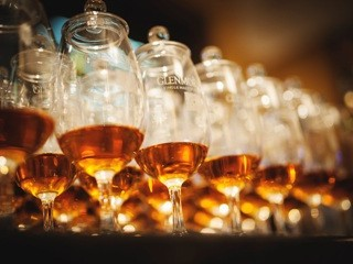 Gala Whisky Festival, Dornoch Castle Hotel