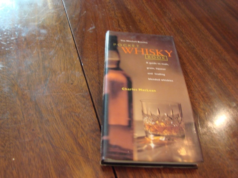 Pocket book of Whisky