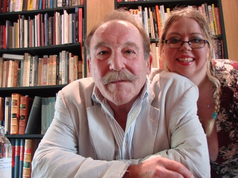 Charles MacLean and Kirsty Clarke