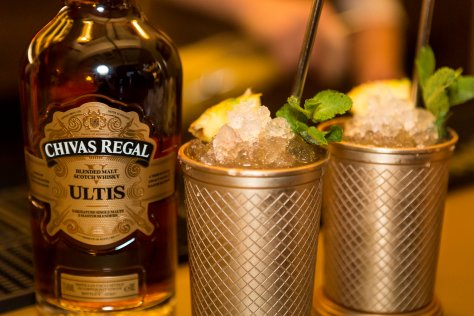 Chivas Regal Ultis Cocktail