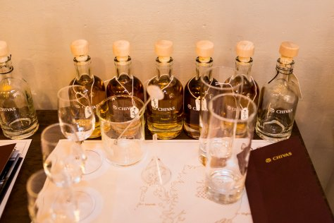 Chivas Regal The Blend at Truman Brewery 18th October 2016