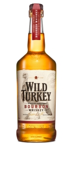 Wild Turkey New Packaging