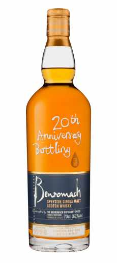 20th Anniversary Bottling