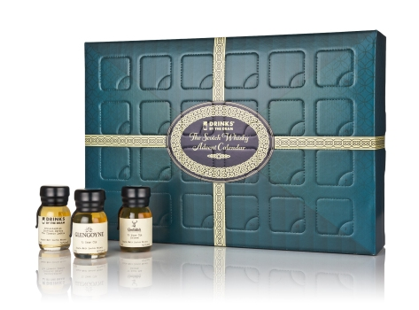 The Scotch Whisky Advent Calendar - Festive